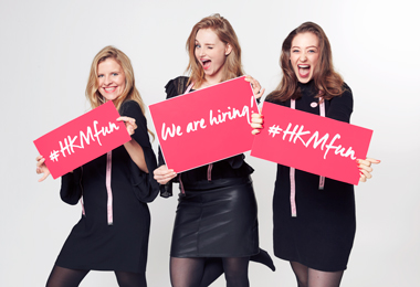 Ready to Live it Up!? Meet Hunkemöller's induction program.